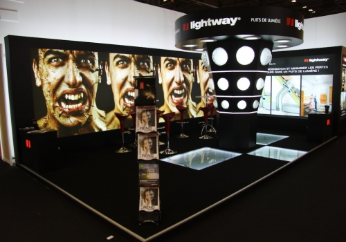 Puits de lumiere Lightway®_Salon Batimat 2013