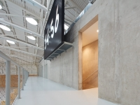 puits de lumière - salle de sport