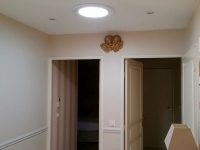 Puit de lumière - couloir